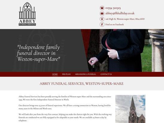 Portfolio Of Local Business Website Designs In And Around Bristol